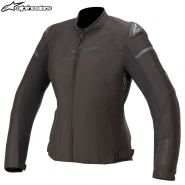 Куртка Alpinestars Stella T-GP Plus R V3 женская, Чёрная