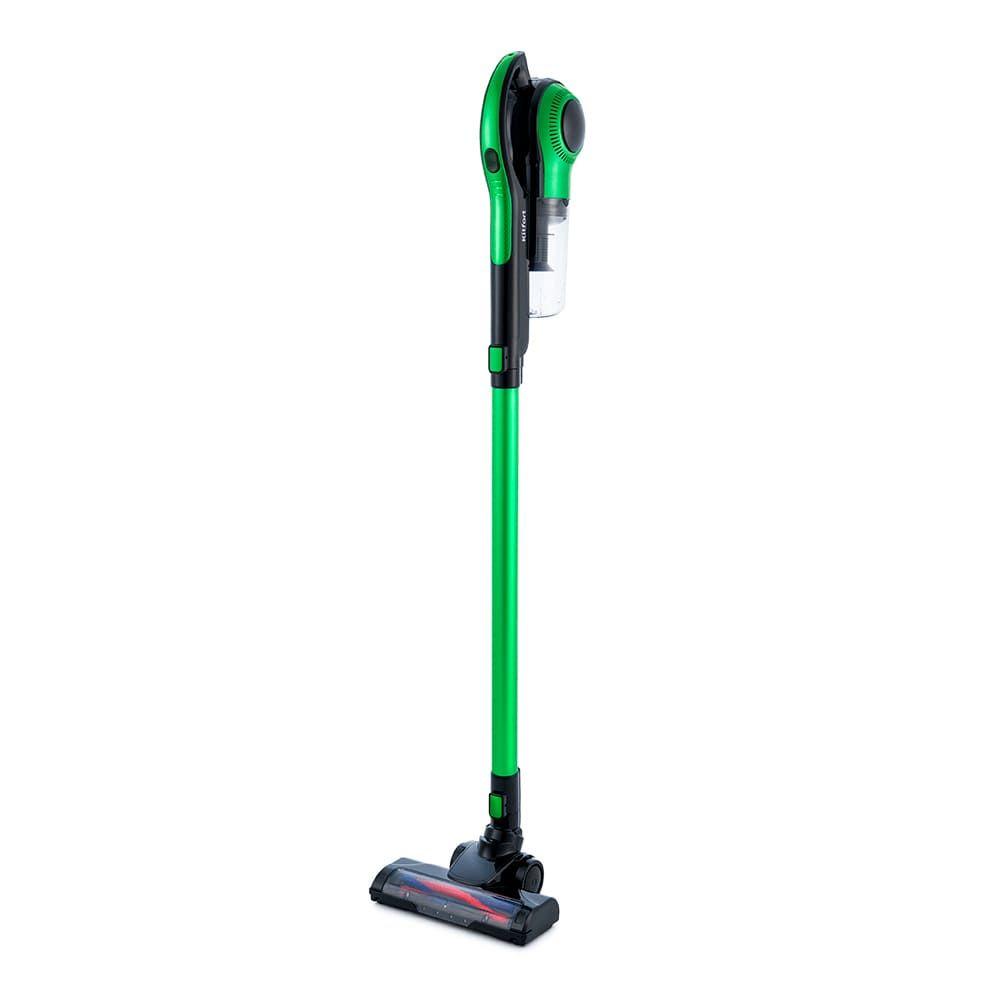 Вертикальный пылесос KitFort КТ-554-2 зеленый