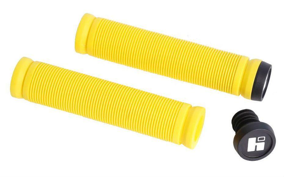 Грипсы HIPE H-01 yellow