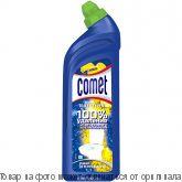 "Comet.Средство чистящее для туалета ""Лимон"" 700мл, шт"