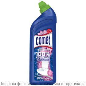 """Comet.Средство чистящее для туалета """"Свежесть лепестков"""" 700мл, шт"""