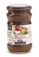 Конфитюр экстра из киви и яблока 360 г, Confettura extra di Kiwi-mela, D'Alessandro confetture 360 gr