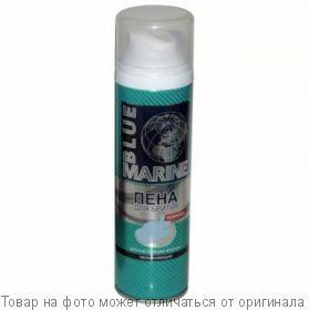 BLUE MARINE.ПЕНА для бритья для Чувствительной кожи 200мл, шт