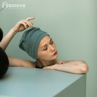 Трикотажный головной убор Golova на каждый день Диана