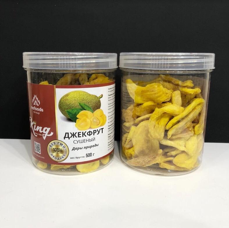 Джекфрут ломтики Вьетнам - 500 гр