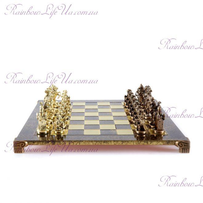 """Шахматы Мушкетеры S12CBRO """"Manopoulos"""""""