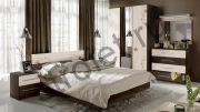 Двуспальная кровать «Мишель»