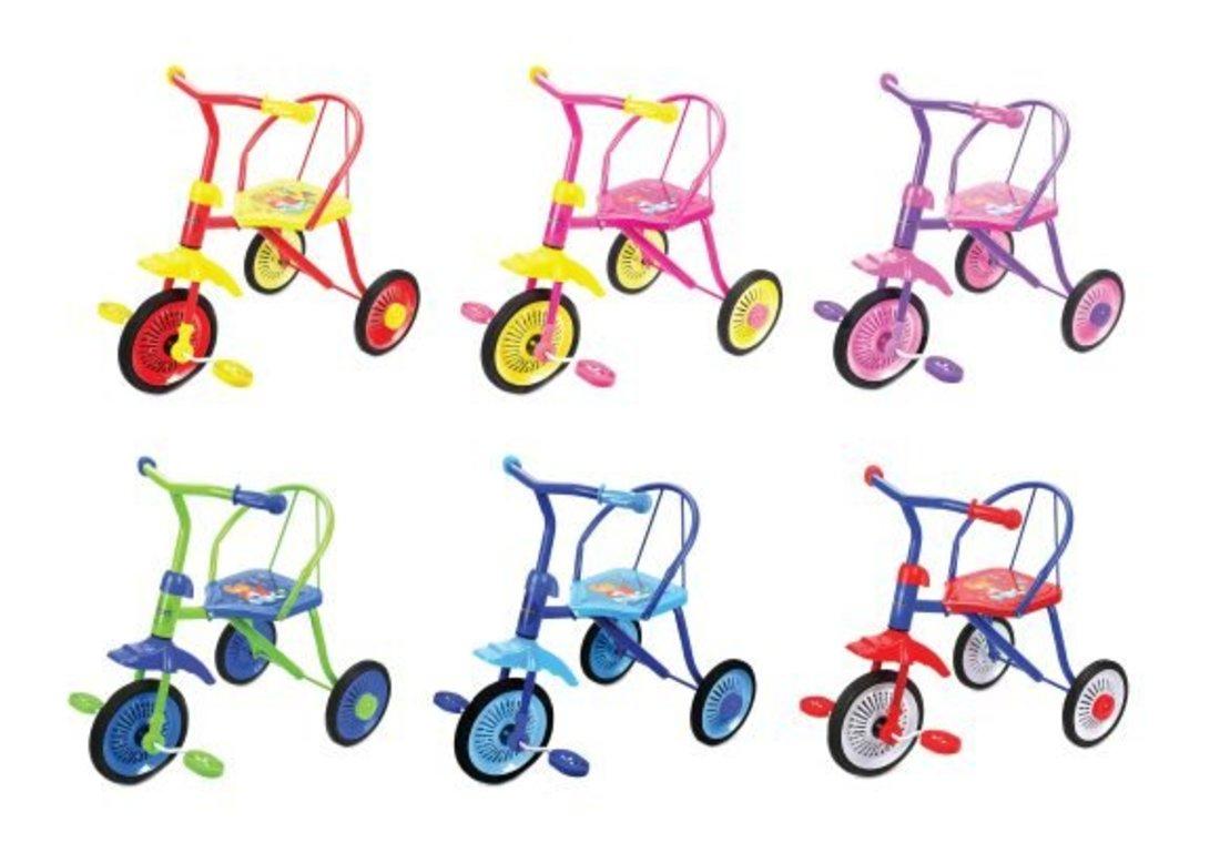 Велосипед трехколесный в ассортименте