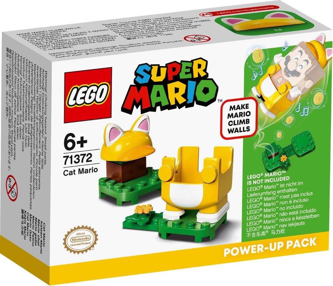 Констр-р LEGO Super Mario Марио-кот. Набор усилений