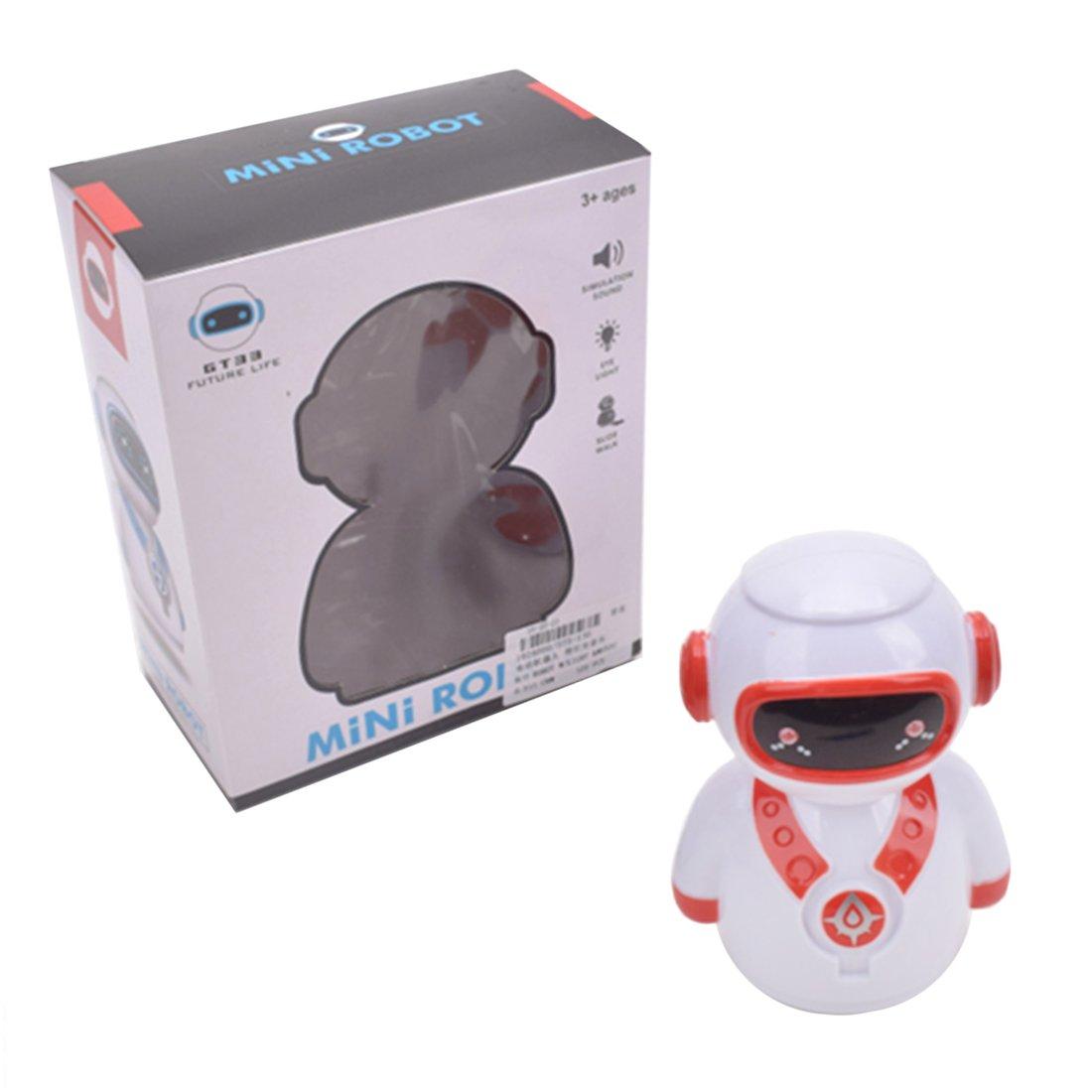 Робот, свет, звук, эл.пит.ААА*2шт.не вх.в комплект, коробка