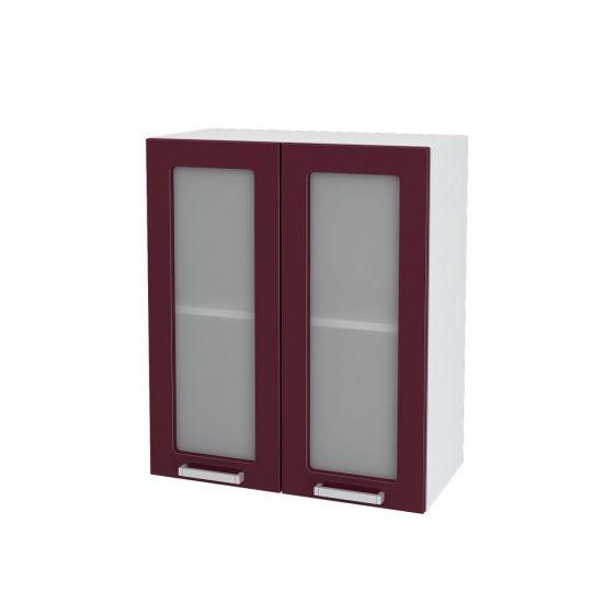 Шкаф верхний со стеклом Дина ШВС 600