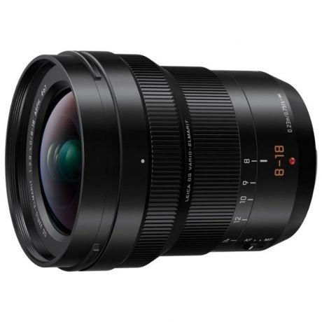 Panasonic Vario-Elmarit 8-18mm f/2.8-4.0 Asph (H-E08018E)