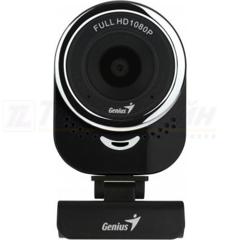 Веб камера Genius QCam 6000 (Black)