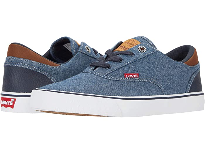 Кроссовки Levi's Shoes Ethan Chambray Wax