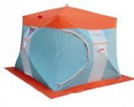 Зимняя палатка Митек Нельма Куб 3 Люкс Профи