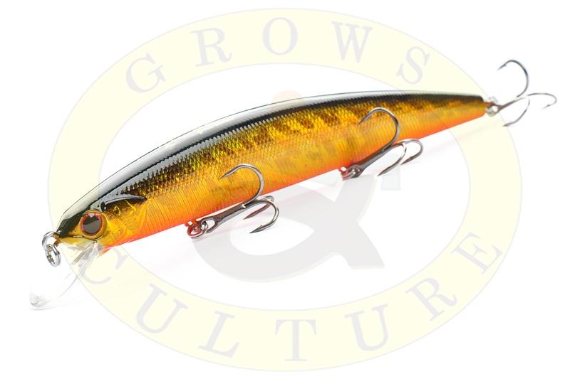 Воблер Grows Culture Rudla 130SP 130 мм / 20 гр / Заглубление: 1,5 - 2 м / цвет:  MO-05