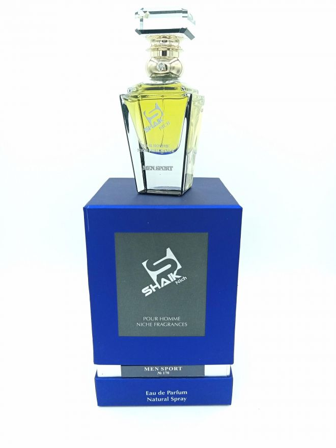 Shaik VIP Men Sport (№170), 50ml