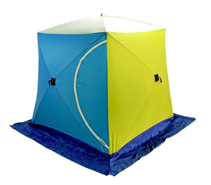 Палатка   зимняя КУБ-1 Стэк однослойная 150*150*175