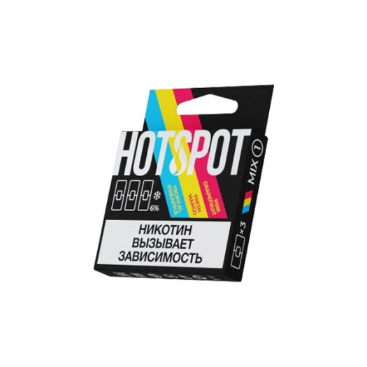 Картридж HOTSPOT Mix 1