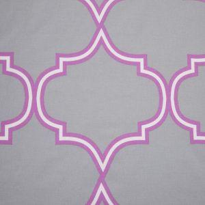 Простыня «Этель», размер 150х220 см, цвет сиреневый, поплин