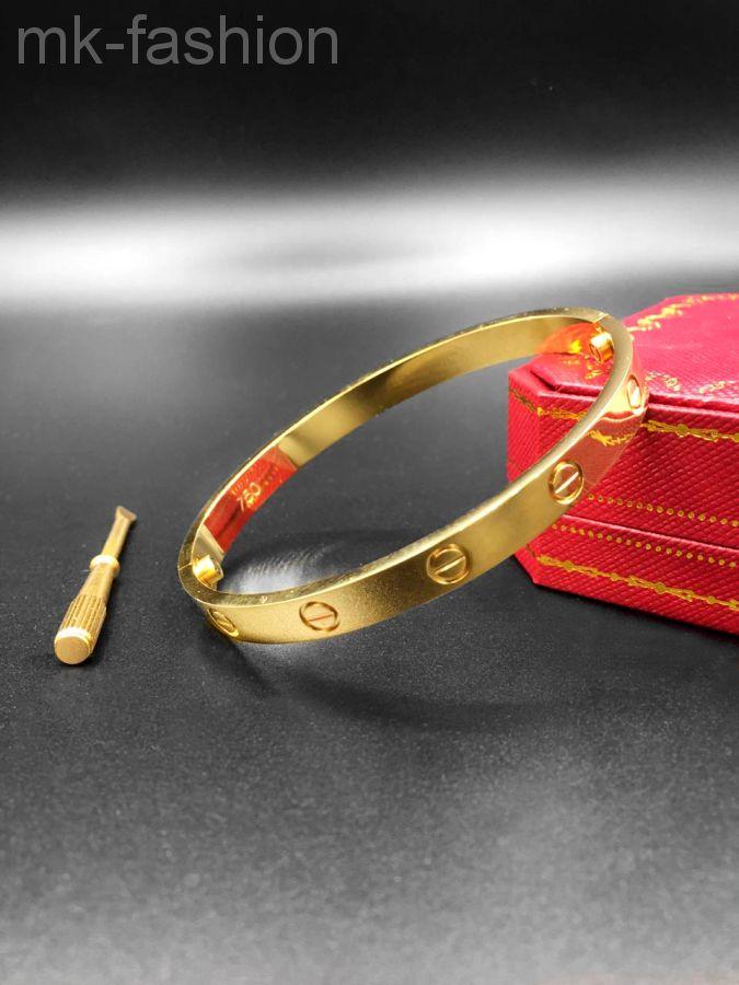 Сartier Love Bracelet Gold