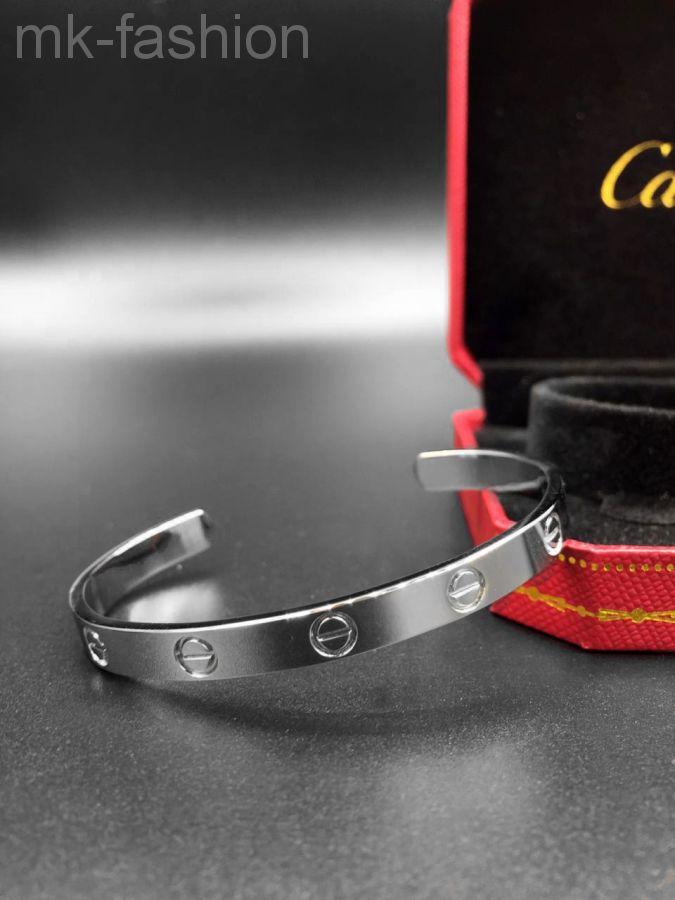 Сartier Love Bracelet SILVER