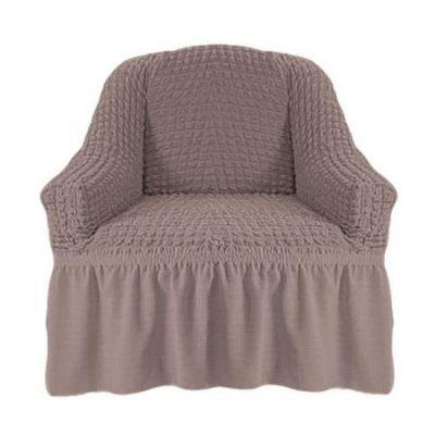Чехлы на кресла с оборкой