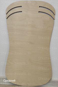 Деревянный Планшет Средний для покраски и расклейки страз