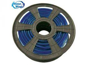 Гирлянда электр. дюралайт, синий, круглое сечение, диаметр 12 мм, 50 м, 3-жильный, 1500 ламп
