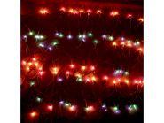 Гирлянда электрическая, 140 ламп, разноцветные, 9 м