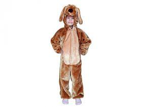 Карнавальный костюм СОБАКА, комбинезон. Размер 5-7 лет, полиэстр