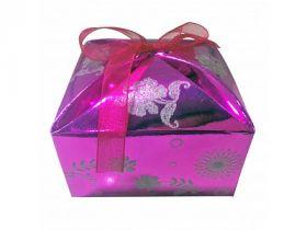 Коробка подарочная складная, 7,5*7,5*4,2 см