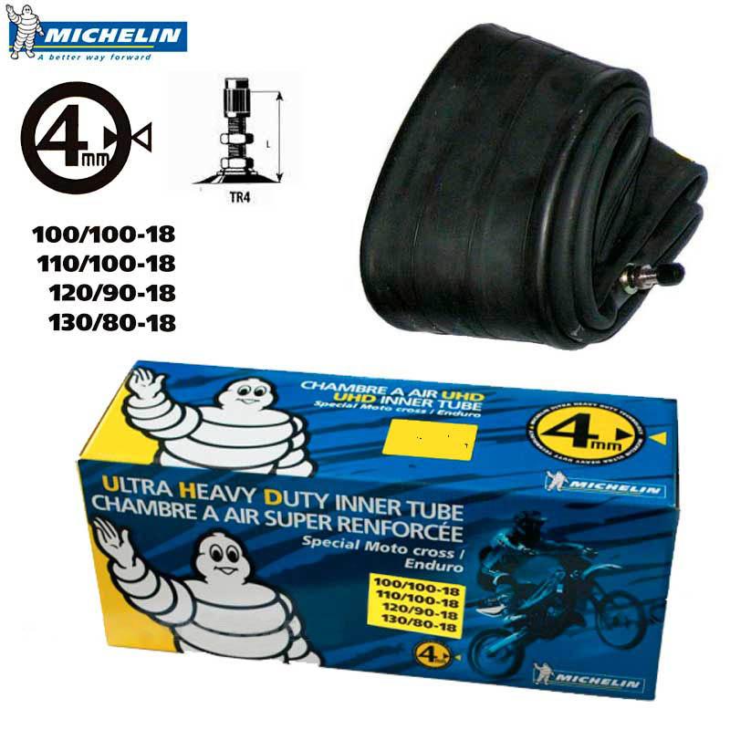 R18 - Michelin 18 UHD Medium камера, усиленная 4 мм