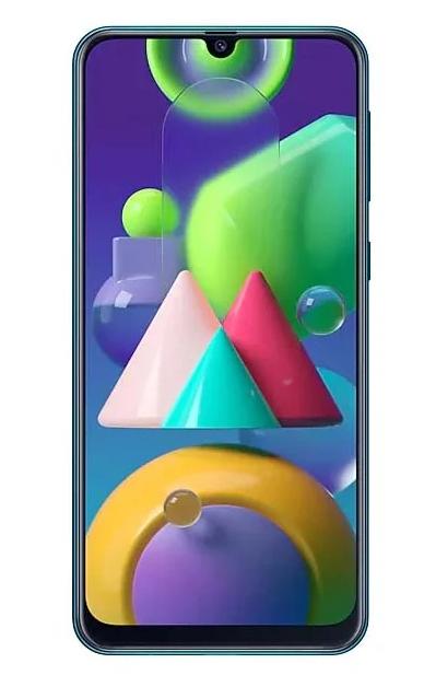 Смартфон SAMSUNG GALAXY M21 GREEN 64GB (SM-M215FZGUSER)