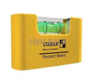 STABILA Pocket Basic - Строительный уровень