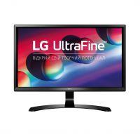 """Монитор LG 23.8"""" UltraFine 24UD58-B IPS Black; 3840x2160 (4K), 5 мс, 250 кд/м2, DisplayPort, 2хHDMI"""