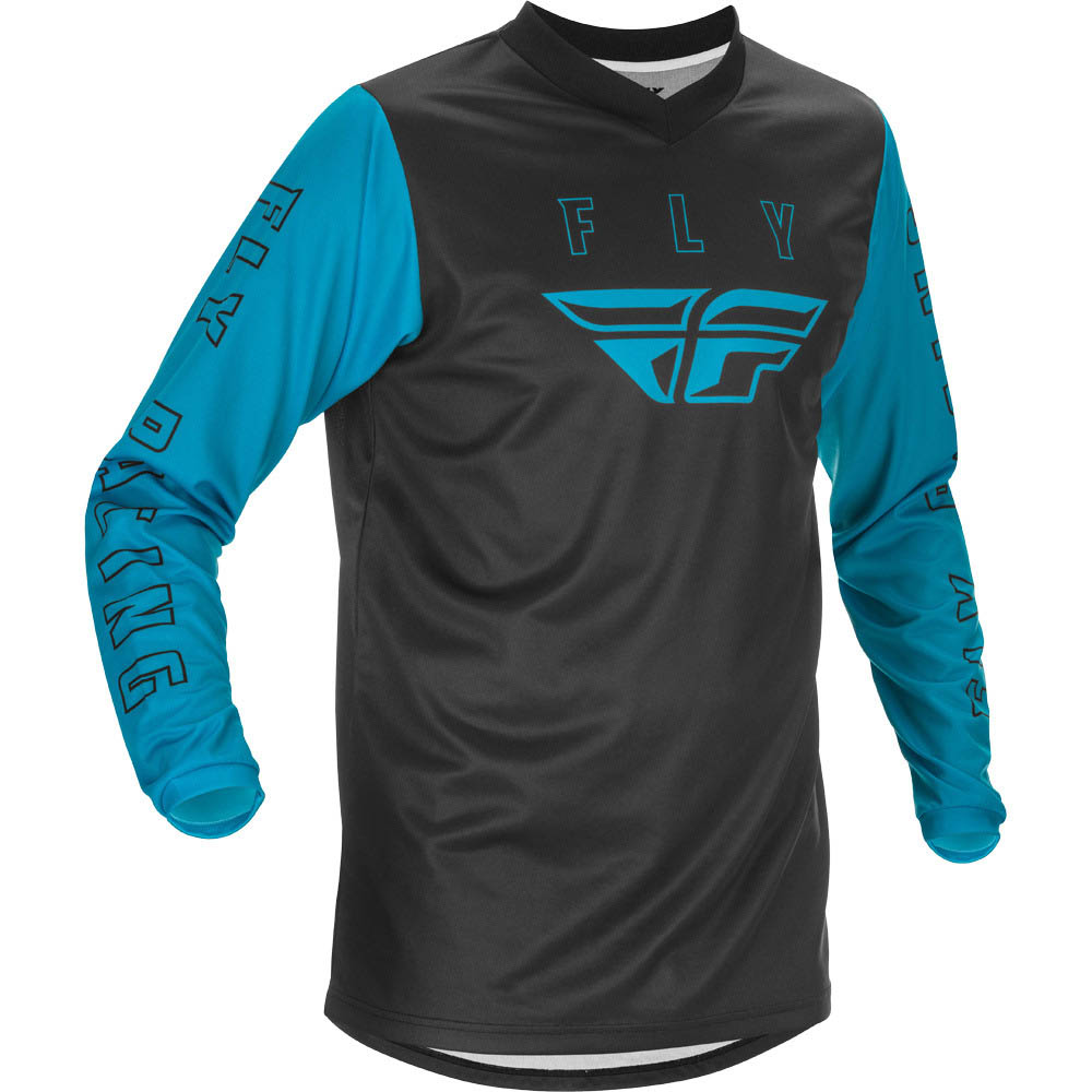 Fly Racing 2021 F-16 Blue/Black джерси