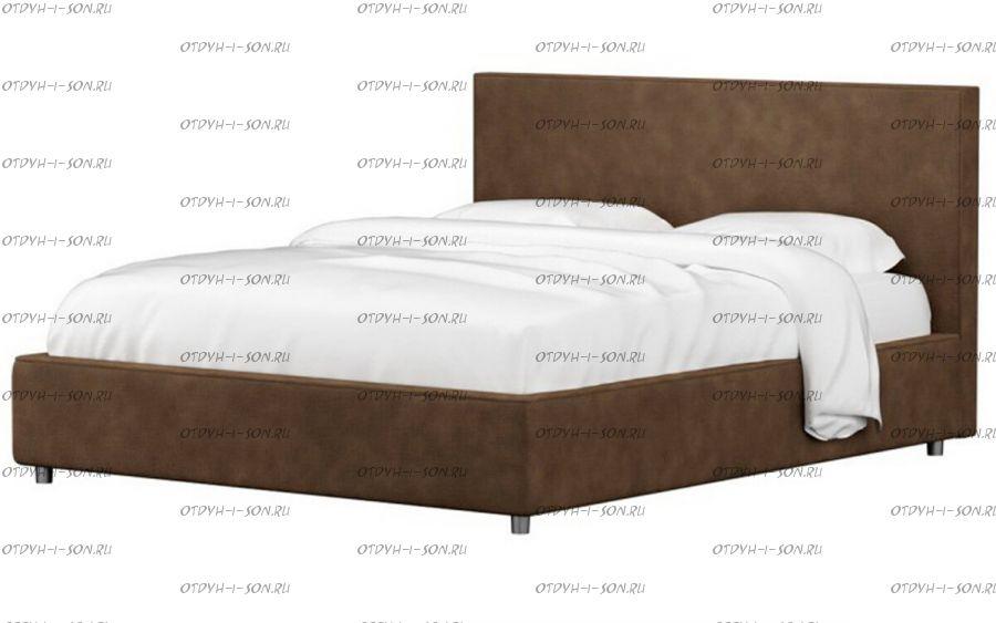 Кровать мягкая Люция 2 (б/о)
