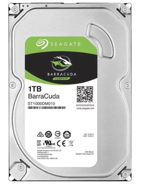 Жесткий диск Seagate Barracuda 1 TB ST1000DM010