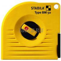 STABILA BM 50 (W) - рулетка купить выгодно. Измерительная лента STABILA BM 50 (W) цена с доставкой по России и СНГ