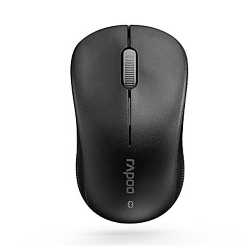 Мышь беспроводная Rapoo 6010B Bluetooth Black