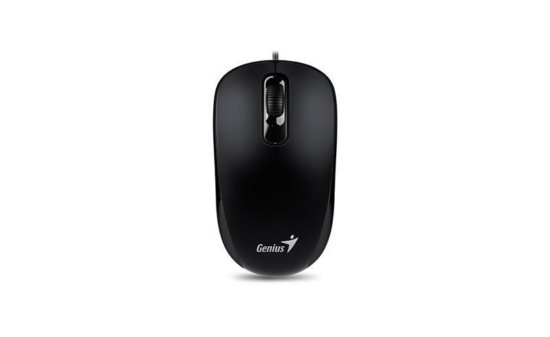 Мышь Genius DX-110 (31010116100) Black USB