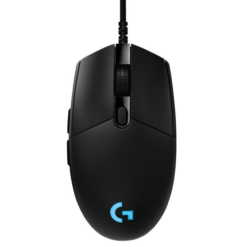Мышь Logitech G Pro (910-004856) Black USB