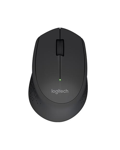 Мышь беспроводная Logitech M280 (910-004287) Black USB