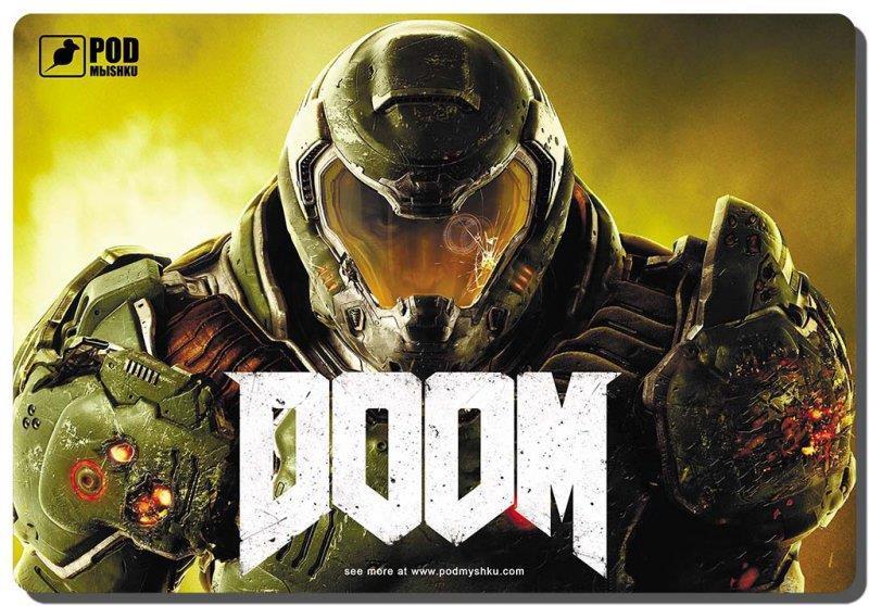 Игровая поверхность Podmyshku Game Doom-М