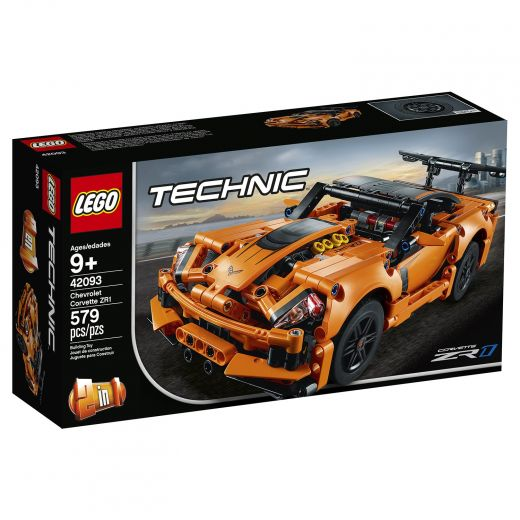 Конструктор LEGO Technic Chevrolet Corvette