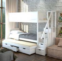 Кровать трехъярусная Прованс Factory №7H