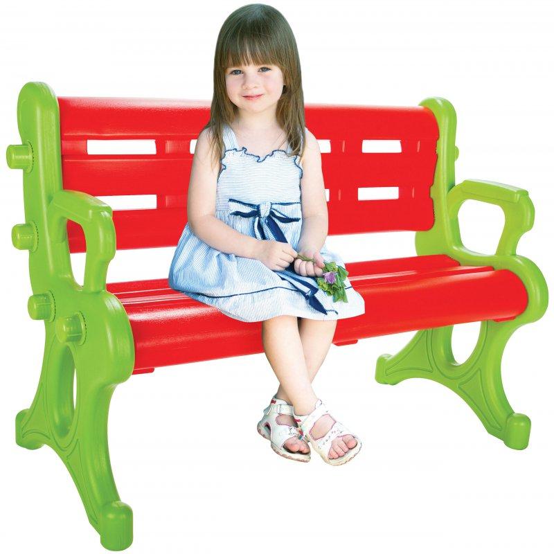 Детская садово-парковая скамья WOOPIE  29047