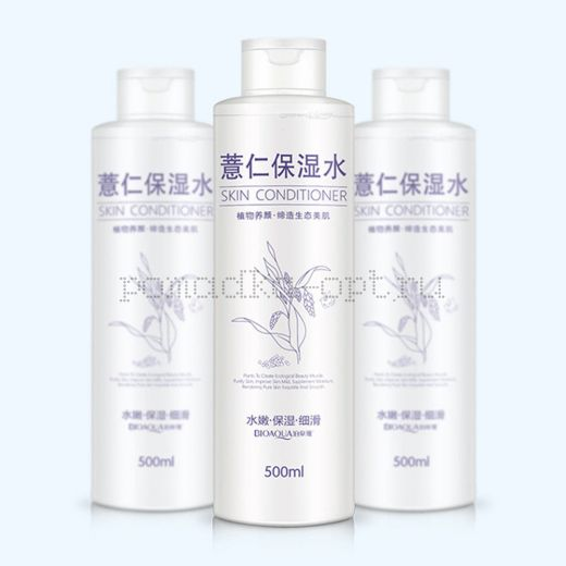 Увлажняющее средство для кожи BIOAQUA Nutrition Body Hudra Skin Conditioner Natural Plant Barley Extract 500ml