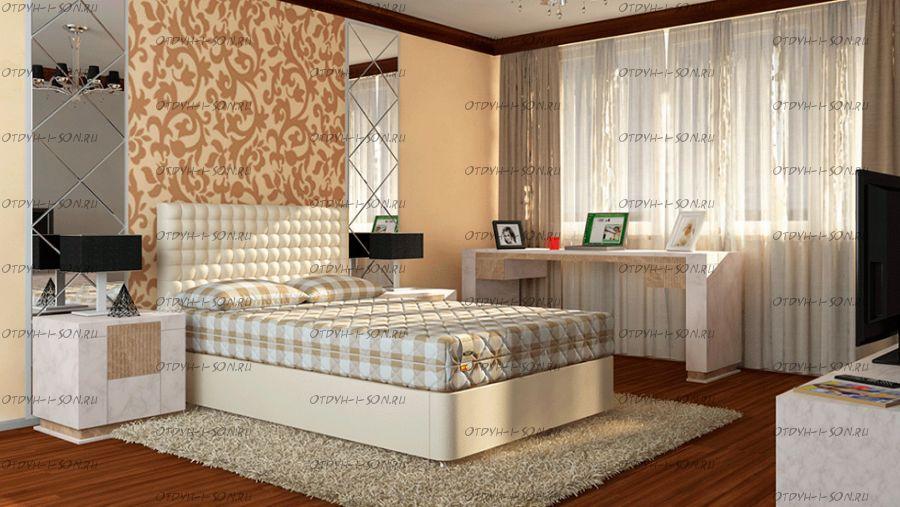 Кровать с матрасом Сет T Mr.Mattress